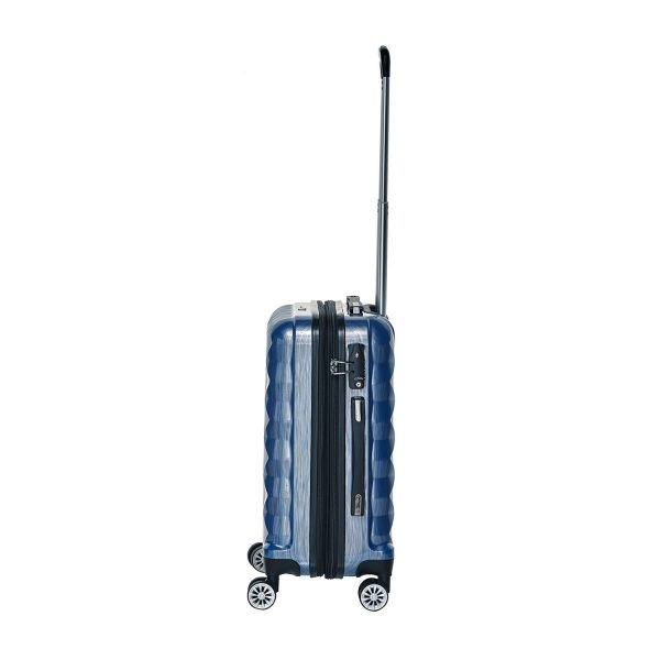 Packenger Koffer Atlantic blau