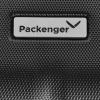 Packenger Kofferset Razor schwarz Logo