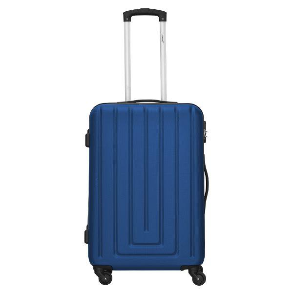 Packenger Hartschalenkoffer Razor blau