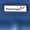 Packenger Kofferset Razor blau Logo
