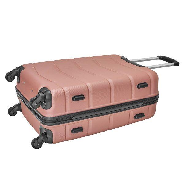Packenger Kofferset Carli rosé