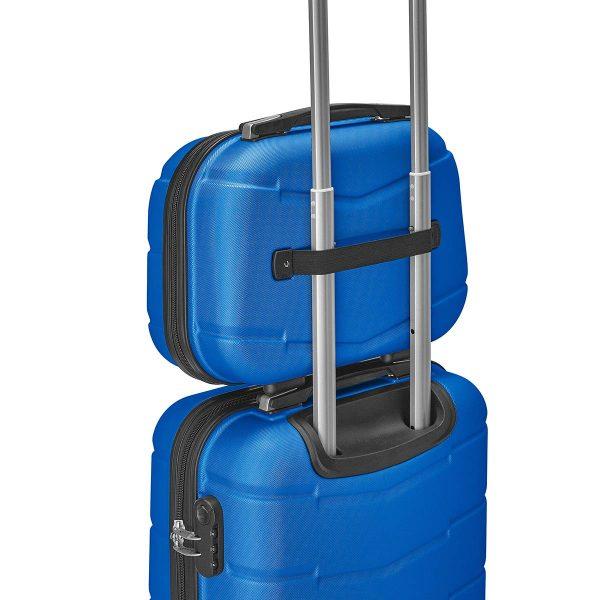 Packenger Carli Kofferset royalblau