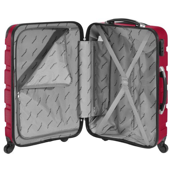 Packenger Boardcase Marina rot