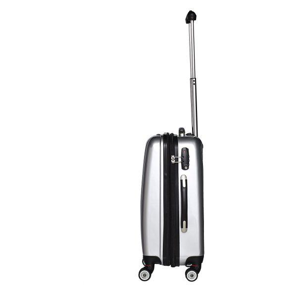 Packenger Boardcase Stone silber
