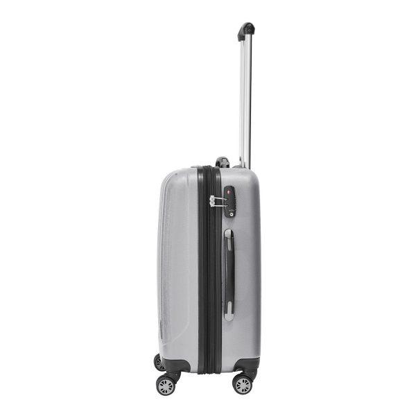 Packenger Hartschalen Koffer Trolley Velvet